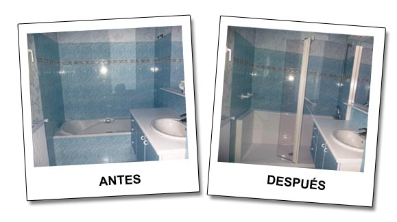 Calentadores solares cambiar ba era ducha - Como cambiar banera por ducha sin obra ...