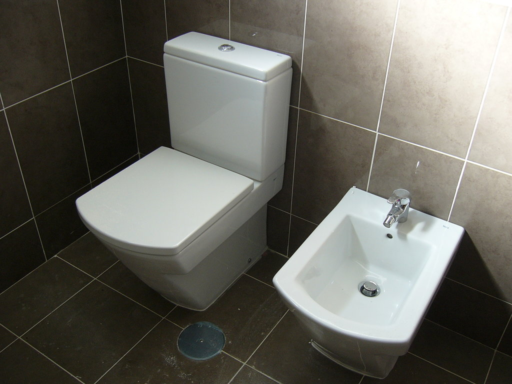 Inodoro Baño Pequeno:Instalaciones de fontanería en Donostia-San Sebastián